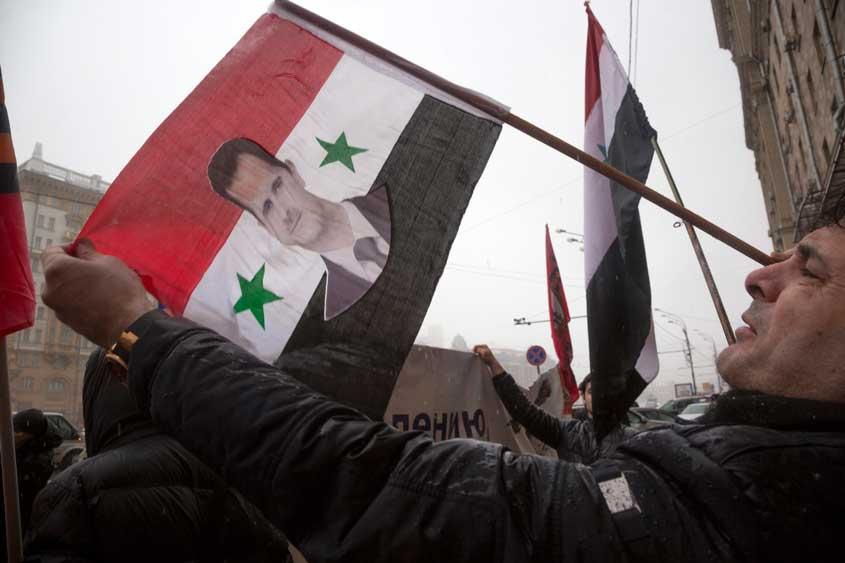 president-siria