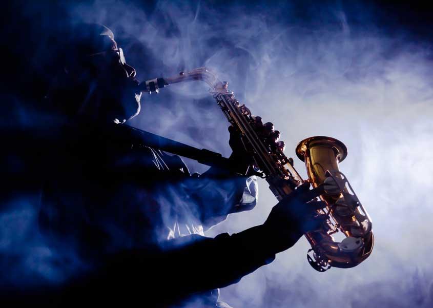 jazz-muzikant